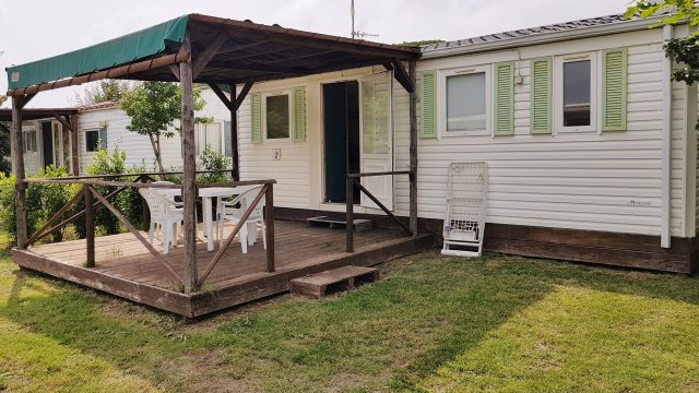 Mobile Home 4 Persons