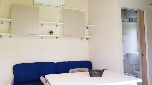 """Bungalow """"Lusso B"""" 2 + 1 posti / persons"""