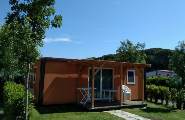 """Bungalow """"Lusso A"""" (4+1 persone)"""