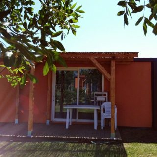 """Bungalow """"Lusso B"""" (2+1 persone)"""