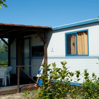 Home Mobile 2+1 persons