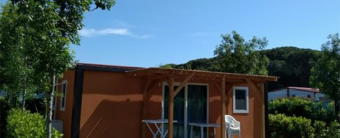 """Bungalow """"Luxury A"""" (4+1 persons)"""